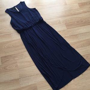 METAPHOR Maxi Dress - Sz M
